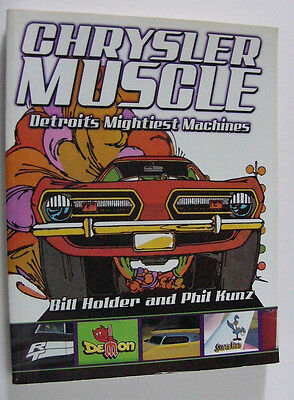 Chrysler Muscle (Detroits Mightiest Machines)