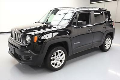 2016 Jeep Renegade  2016 JEEP RENEGADE LATITUDE 4X4 BLUETOOTH REAR CAM 34K #D15397 Texas Direct Auto