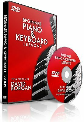 Beginner Piano & Keyboard Lessons - Learn How to Play with 15 Songs!