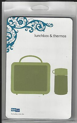QuicKutz LUNCHBOX & THERMOS Revolution REV 0048 4X4 New NIP Cuttlebug Sizzix