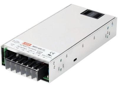 MSP-450-12 Pwr sup.unit switched-mode modular 450W 12VDC 37.5A 1.19kg MEANWELL