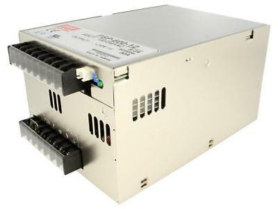PSP-600-12 Pwr sup.unit switched-mode modular 600W 12VDC 50A MEANWELL