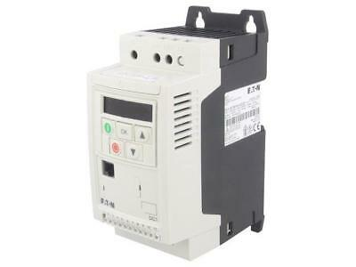 DC1-S27D0FN-A20CE1 Inverter Max motor power0.75kW Usup200÷240VAC EATON ELECTRIC