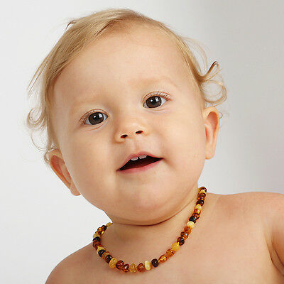 Baltic Amber Baby Necklaces Authentic Baltic Amber Kids Necklace