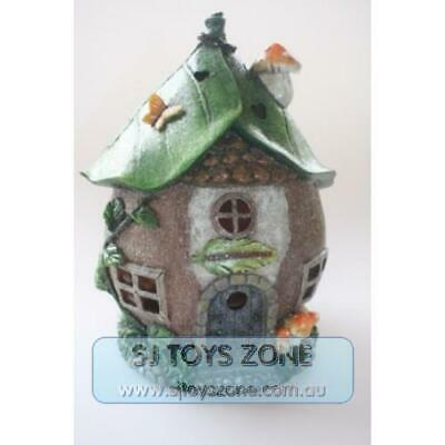 Fairy Dust Merchant School Solar House Elf Goblin Light Up Garden Home Decor