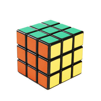 Magic Clue 3x3x3 Ultra-smooth Professional Speed Cube Puzzle Twist Brain Gifts