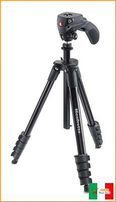 MANFROTTO Treppiede Manfrotto Compact Action Nero [DGS-88626]