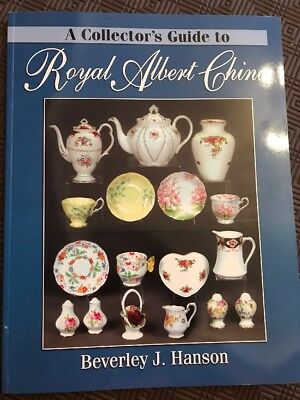 Royal Albert China Collectors Book