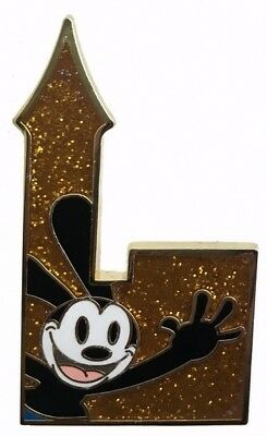 2015 Disney Expo Castle Collection Mystery Oswald LE-300 Pin Rare