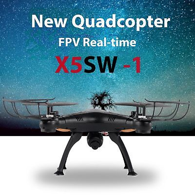Hot Camera Drone RTF X5SW-1 Wifi FPV 2.4Ghz 4CH RC with 2MP Quadcopter Drone