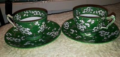 Crown Staffordshire duos