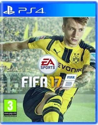 Videogioco Fifa 17 Ps4 Playstation 4 Videogame Pal Calcio Edition Italiano Pal