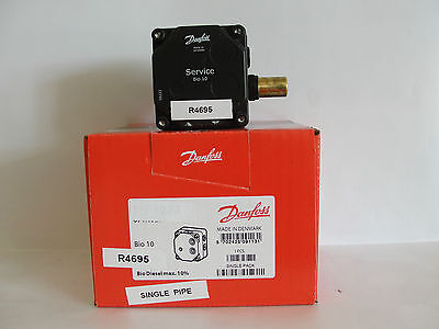 RAYBURN SPARES  MXE  Danfoss Fuel Pump Special for Ecoflam Twin Burners R4695