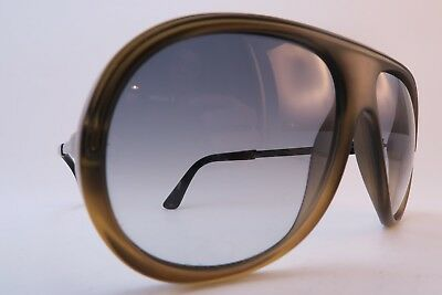 Vintage 70s Carrera sunglasses brown Optyl Mod 5534 Col 20 made in Austria