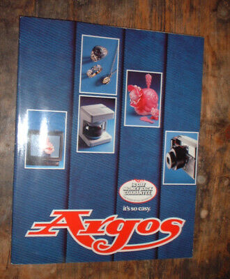 A/W 1987 ARGOS catalogue DESIGN 330 PAGES HOME +  toys ++++++