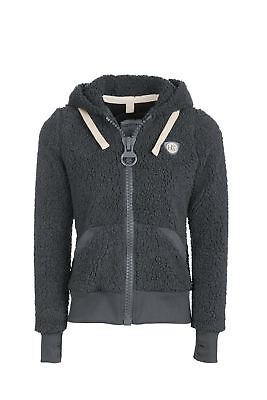 Horseware AW17 New Fluffy Softie Zip Up Fleece - Pewter