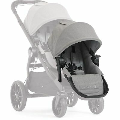 Baby Jogger Slate Grey City Select Lux Second Seat Kit To Make Tandem Stroller