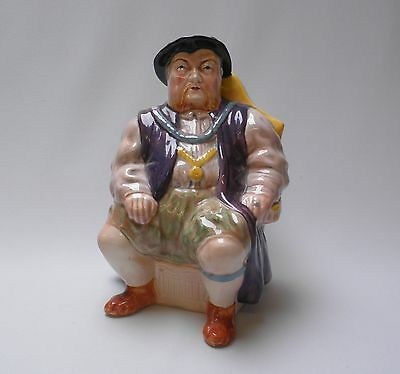 Melba Ware Henry VIII Toby Jug - Made in England