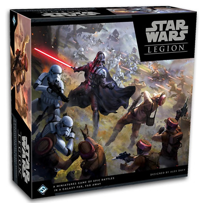 Star Wars Legion Card Game Board Game