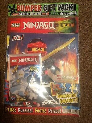 LEGO Ninjago Magazine Issue 7