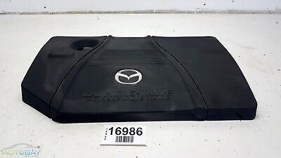 04-09 Mazda 3 DOHC 16 Valve Engine Appearance Cover OEM