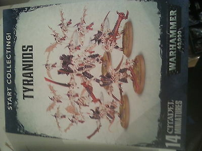 Warhammer 40K Start Collecting Tyranids Box Set - New & Sealed