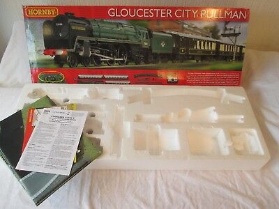 *empty Box* For Hornby R1177 'gloucester City Pullman' Set. Trakmat Etc. Exc'nt