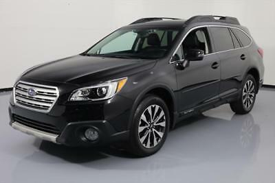 2016 Subaru Outback  2016 SUBARU OUTBACK 3.6R LIMITED AWD SUNROOF NAV 18K MI #223466 Texas Direct