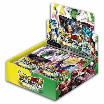 Dragon Ball Super TCG Booster Box Union Force Display IN STOCK!