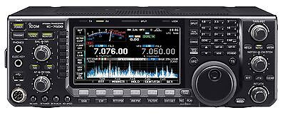 ICOM IC 7600 TRANSMITTER RECEIVER FROM BASIC HF 50 Mhz - SM TECHNOLOGY