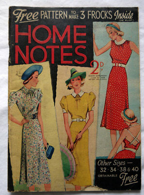 Home Notes June 18 1938