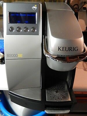 Kuerig B3000SE Commercial Plumbed K-cup Brewer