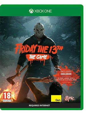 Videogioco 2017 Friday The 13Th Xbox One Multilingua Ita Venerdi 13 Videogame