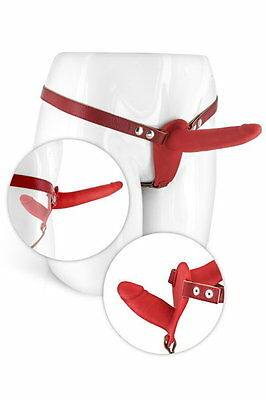 Strap On Sex Companion Dual Climax Nmc Sextoy Harnais Realiste Double Plaisir