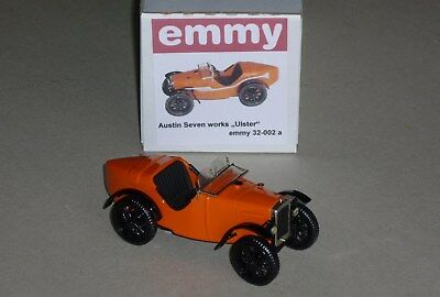 """Austin Seven works """"Ulster"""" - 1:32 by emmy white metal model"""