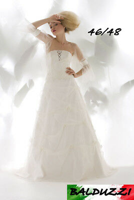 abito da sposa wedding dress  46  pizzo d25