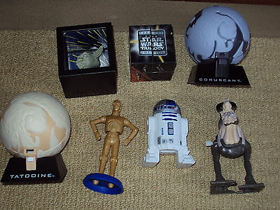 7 Star Wars Toys Lot