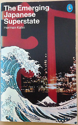 The Emerging Japanese State. Herman Kahn. Paperback 1973