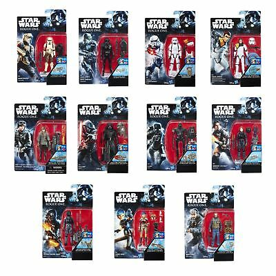 Disney Star Wars Rogue One 3.75 Inch Character Collectable Action Figures Age 4+