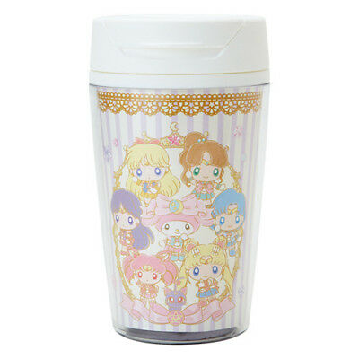 PSL SAILOR MOON x My Melody Tumbler type-B coffer mag SANRIO limited F/S