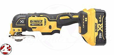 DeWALT DCS355B 20V MAX XR Brushless Oscillating Multi-Tool DCB205 6.0Ah Battery