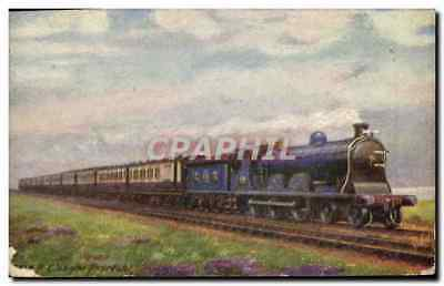 CPA Train Glasgow express