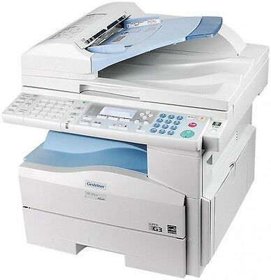 Ricoh Aficio MP171SPF - 3rd Tray for the All-In-One Printer Copier Fax Scanner