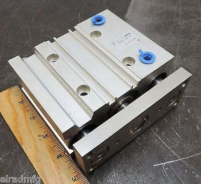 SMC MGPL40N-40 Compact Linear Slide Pneumatic Air Cylinder Used