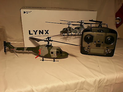 Hubsan Helicopter Lynx H101B