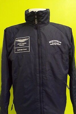 Aston Martin Racing Beechdean Motorsport Team Issue Jacket Mens Small