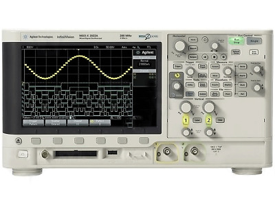 1x DSOX2002A Oscilloscope digital Band ≤70MHz Channels2 100kpts/ch