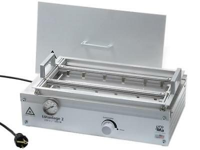 LA142021 Device for soldering and tinning 2kW 350x180mm 230VAC ISEL