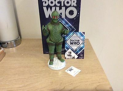 Robert Harrop DOCTOR WHO03 ICE WAIRRIOR VARGA THE ICE WARRIORS LTD ED 500