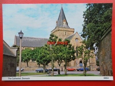 Postcard Sutherland Dornoch The Cathedral
